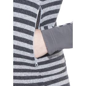 Edelrid Creek Fleece Jacket Damen grey